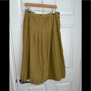 CP SHADES corduroy maxi skirt